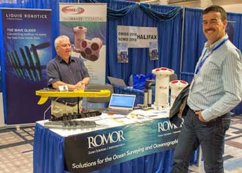 ROMOR at Trade Show