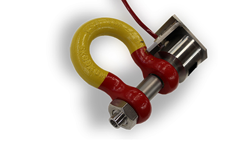Smart Shackle by Rugged Controls