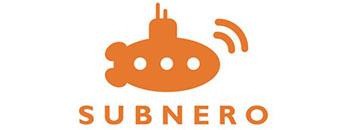 Subnero Underwater modems logo