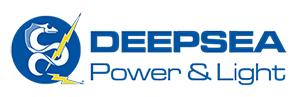 DeepSea Power & Light Logo