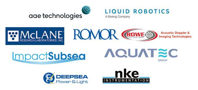ROMOR's Supplier Logos